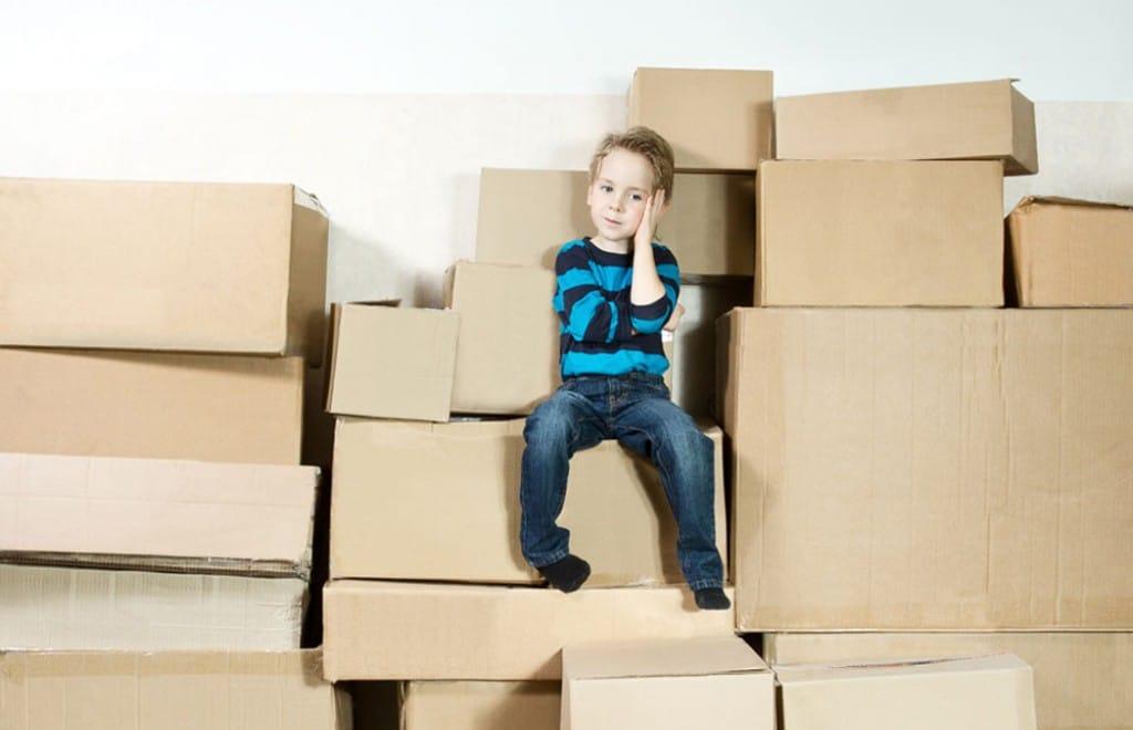 como ayudar hijos afrontar mudanza