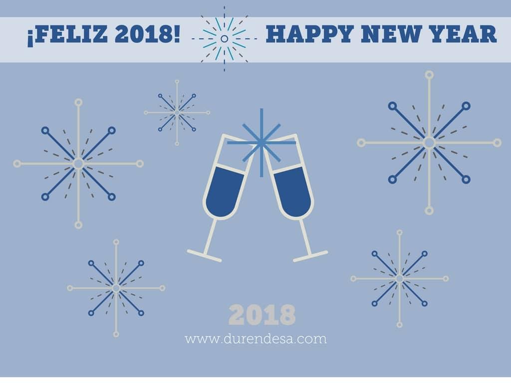 Feliz 2018 vivienda Baleares