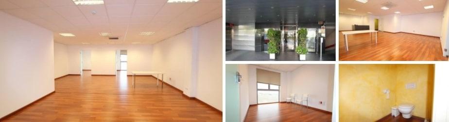 Alquilar una oficina en Palma - Son Castelló