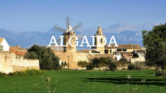 Vivir en Algaida Mallorca