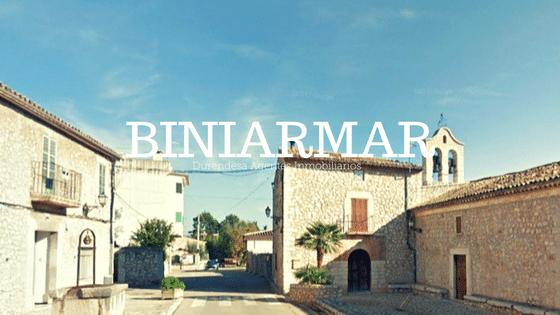 Vivir en Biniamar Mallorca
