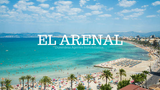 Vivir en El Arenal Mallorca