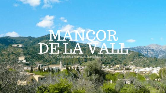 Vivir en Mancor de la Vall Mallorca