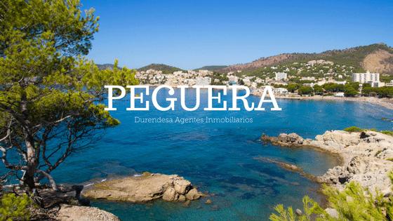 Vivir en Peguera Mallorca