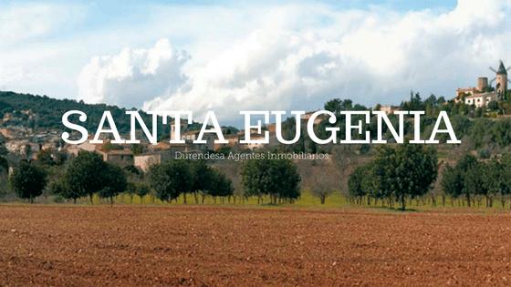 Vivir en Santa Eugenia Mallorca