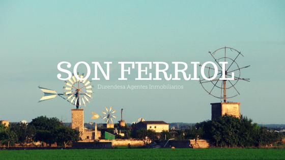 Vivir en Son Ferriol Mallorca