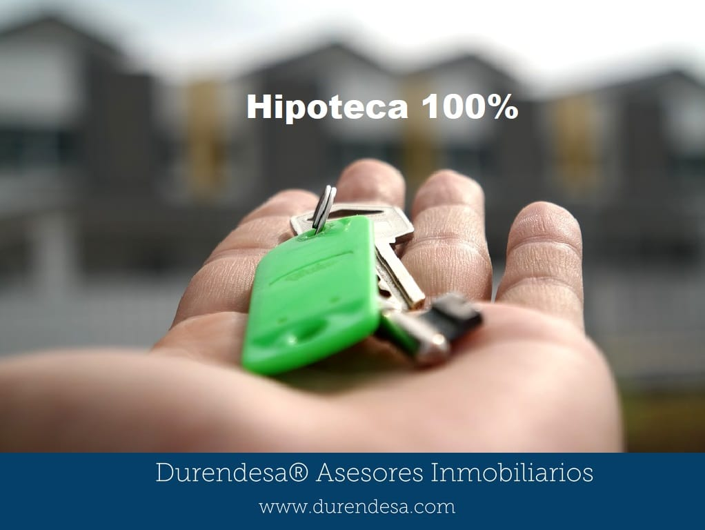Hipoteca 100%- consultas inmobiliarias Mallorca