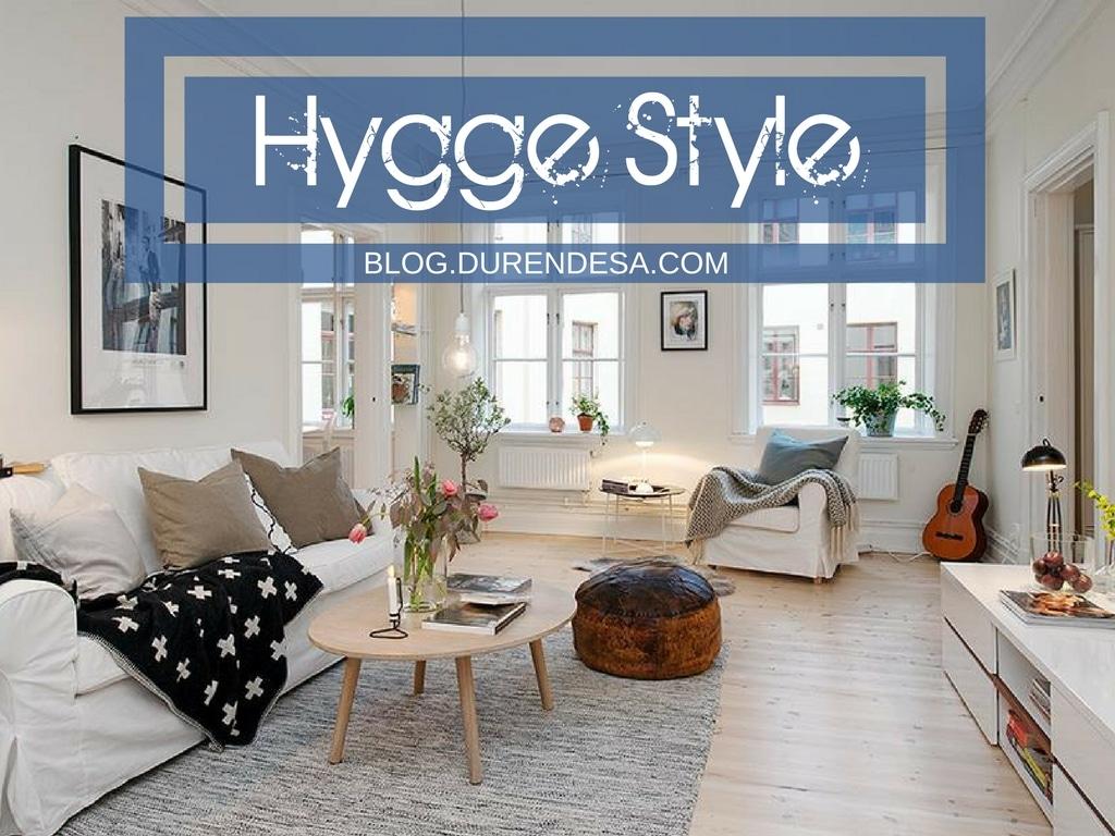 estilo hygge decoracion durendesa inmobiliaria