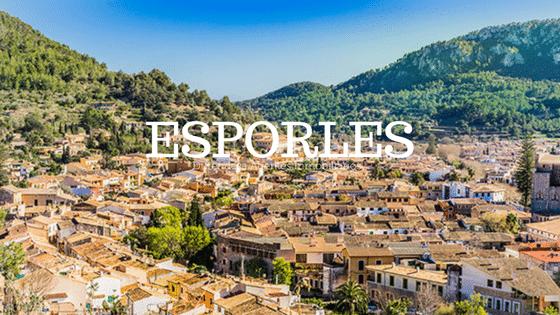 Vivir en Esporles Mallorca