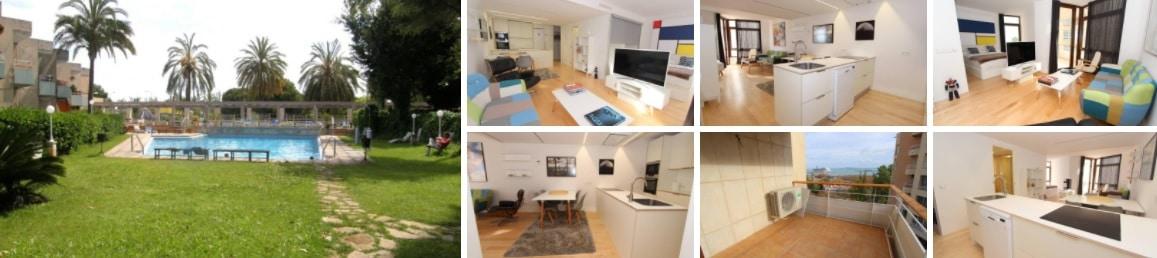 vivienda en venta Paseo Marítimo- viviendas junto al mar
