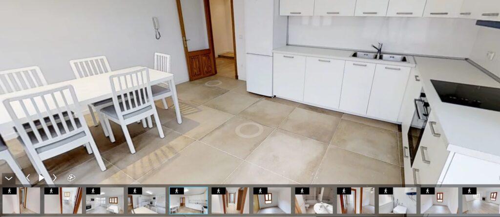 recorrido virtual vivienda en venta Mallorca- Inmobiliaria Durendesa