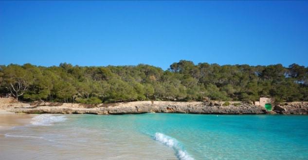 Playas de Mallorca - Cala Mondragó