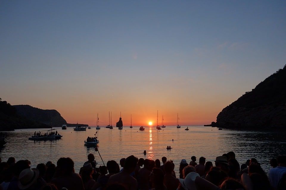 Mejores playas de Ibiza- Benirras