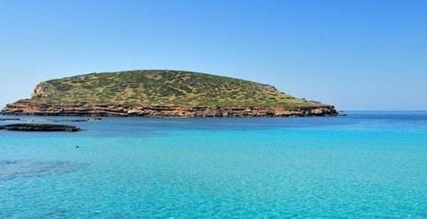 Playas Ibiza- Cala Conta