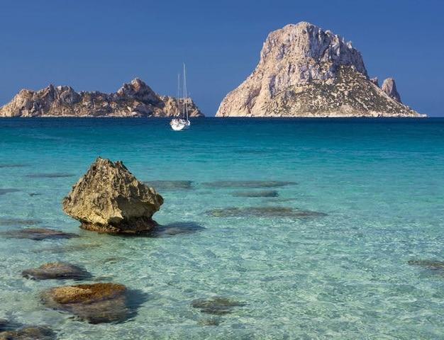 Cala d'hort: mejores playas ibiza