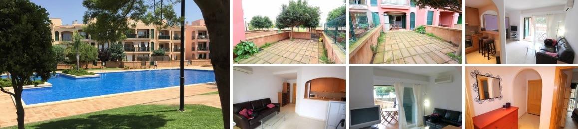vivienda con zonas comunes- Inmobiliaria Mallorca