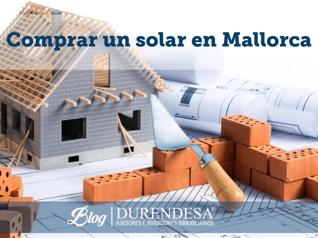 comprar un solar en Mallorca