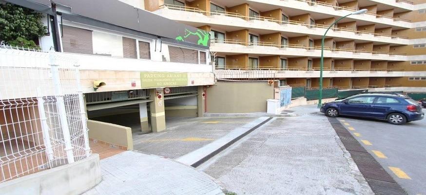 comprar plaza de garaje en Palma- Son Armadans