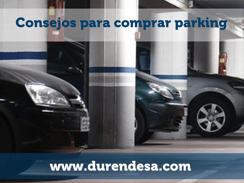 venta de garajes Mallorca- inmobiliaria Durendesa