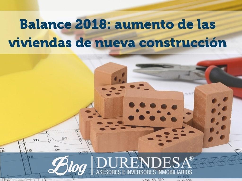 viviendas nueva construcción Mallorca 2018