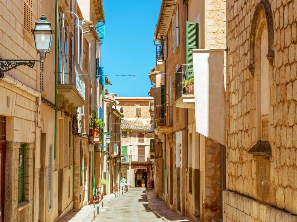 Inmobiliaria- vivir en el interior de Mallorca