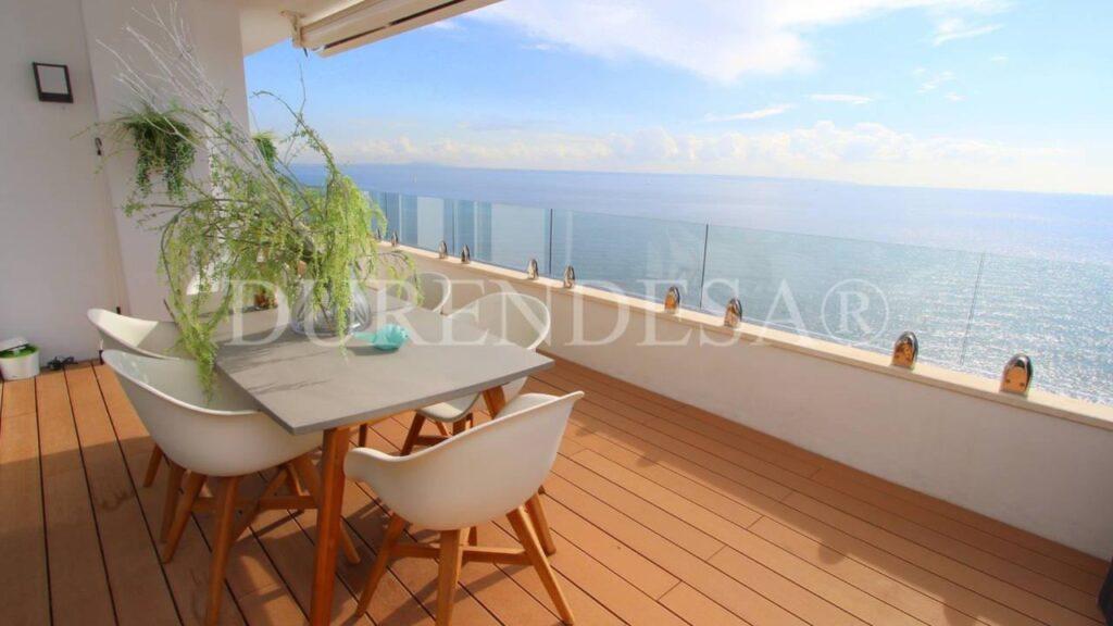 Inmobiliaria Mallorca- casa en la playa