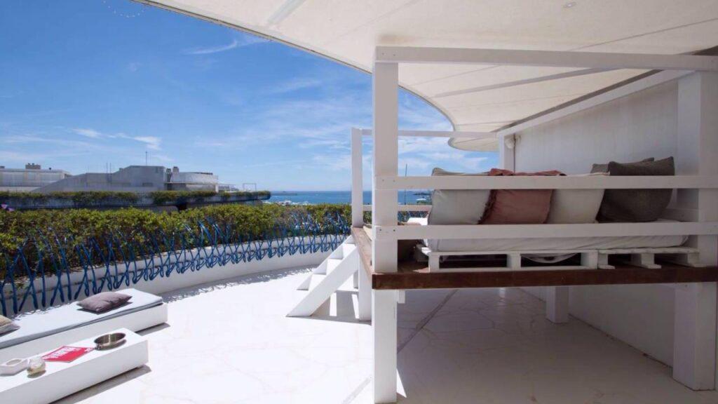 casa en la playa- Inmobiliaria Ibiza