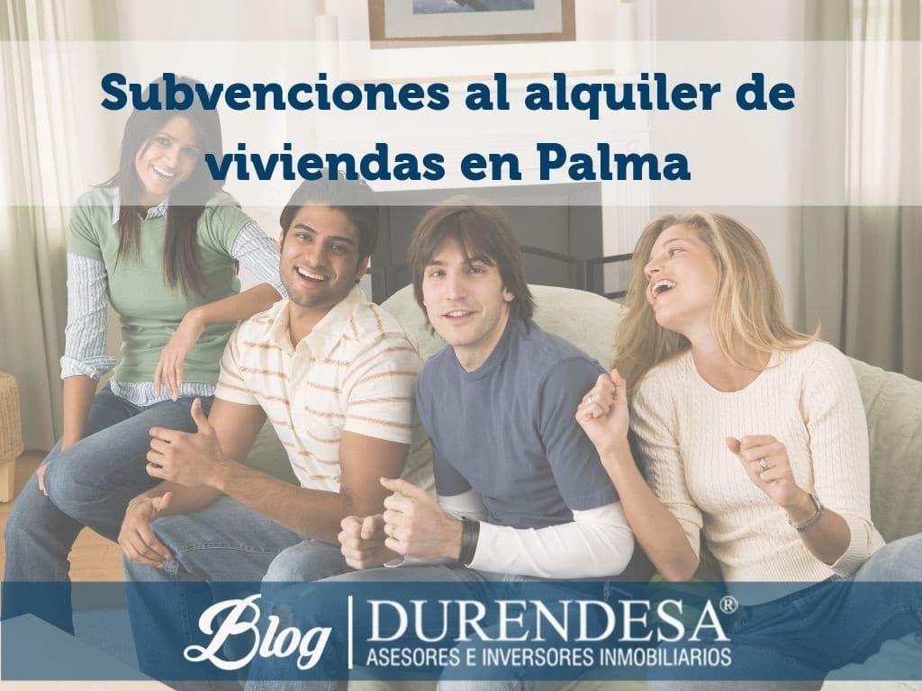 ayudas al alquiler Palma- bonificaciones alquiler Mallorca