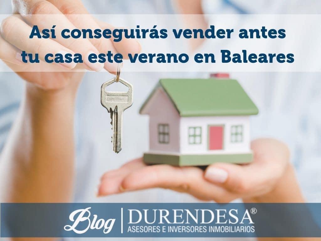 venta de viviendas en verano- Inmobiliaria Mallorca- Ibiza