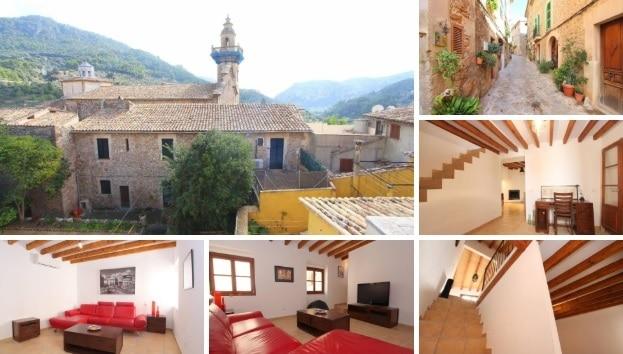 Propeidades en venta en Mallorca- Valldemossa