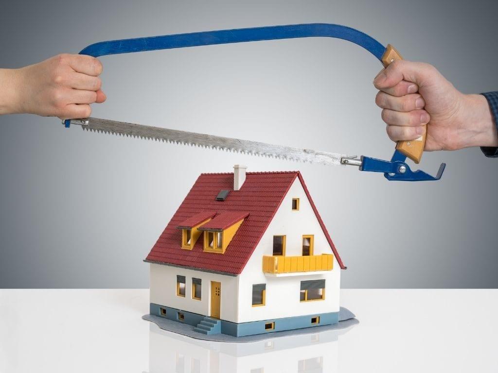 divorcios- viviendas Mallorca- condominio