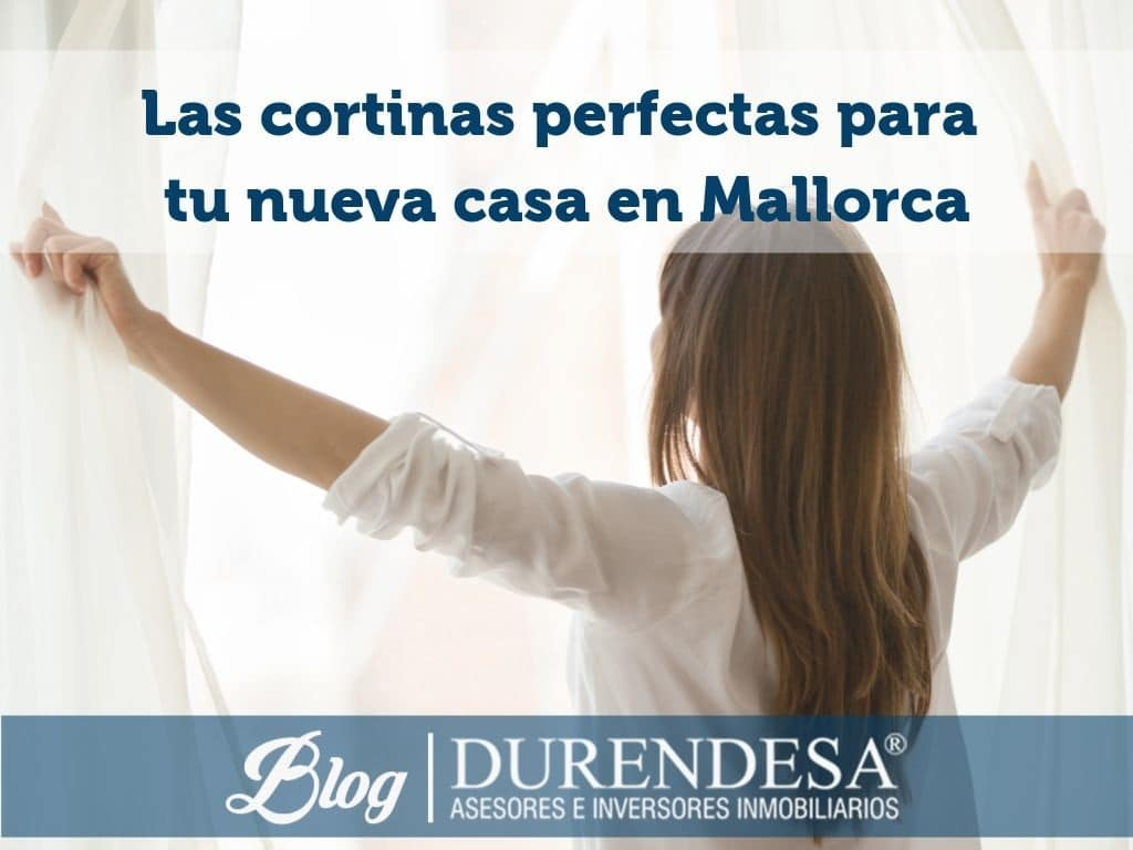 Tips cortinas- consejos Durendesa Mallorca