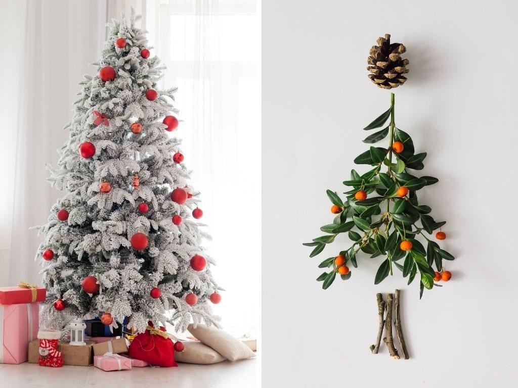 árbol de Navidad- adornos navideños