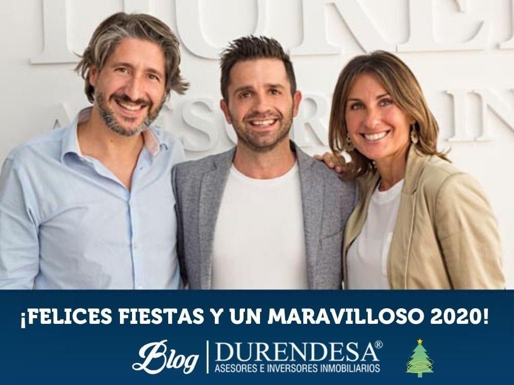 familia Durendesa®_ Inmobiliaria Baleares_ Feliz 2020
