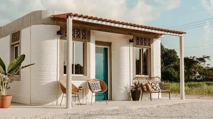 casas fabricadas en 3D- México