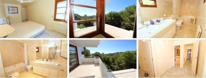 Comprar o alquilar un ático- Inmobiliaria Mallorca