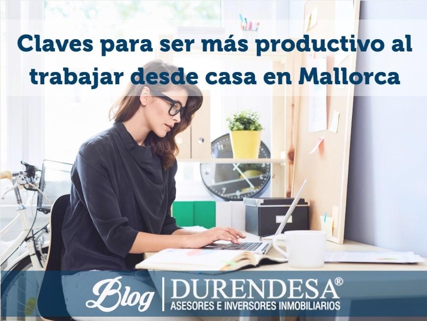 Tips montar oficina en casa- Mallorca