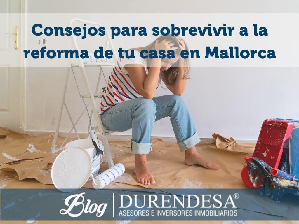 Reformar una vivienda en Mallorca- consejos