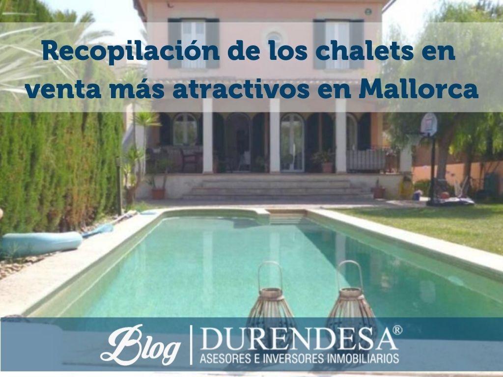 chalets en venta en Baleares- compraventa de inmuebles Mallorca