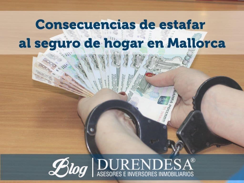 Inmobiliaria Mallorca- seguro de hogar en Mallorca