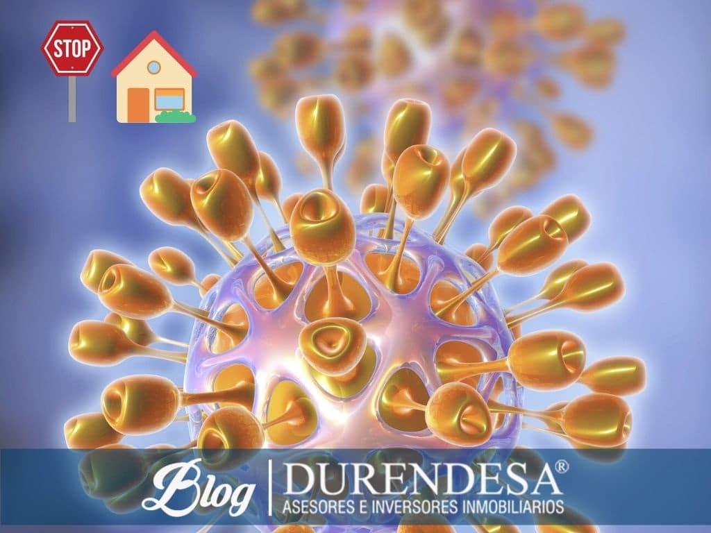 coronavirus- precauciones comunidades vecinos y urbanizaciones