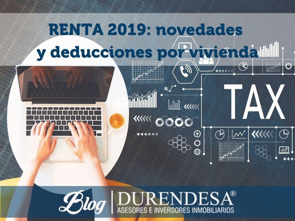 Renta 2019 Baleares- novedades y vivienda
