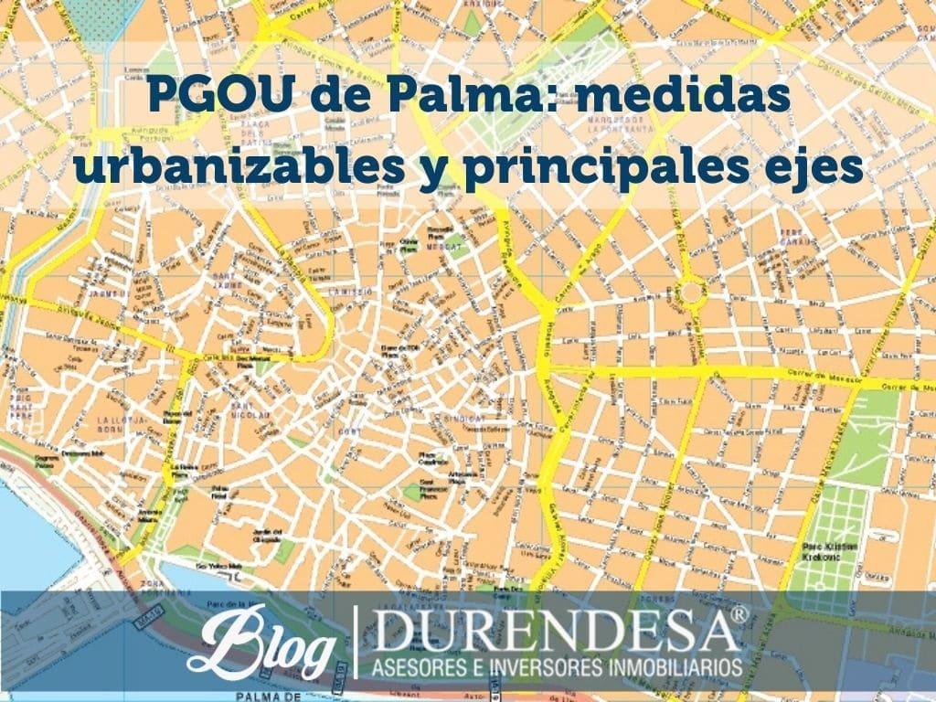 PGOU de Palma- nuevas viviendas Palma