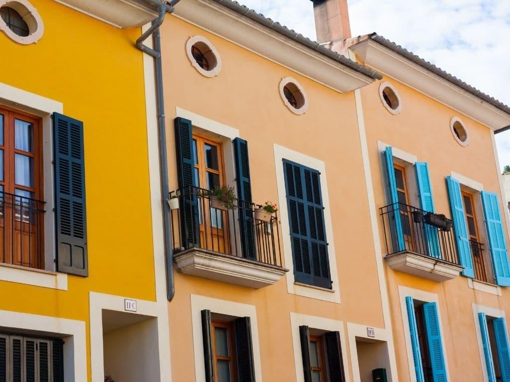mejor zona para vivir- barrio perfecto Mallorca Ibiza