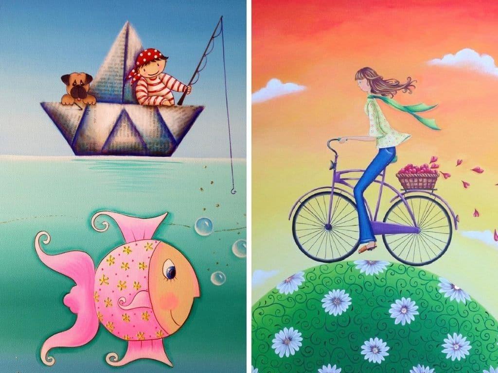 obras Karina Cappato