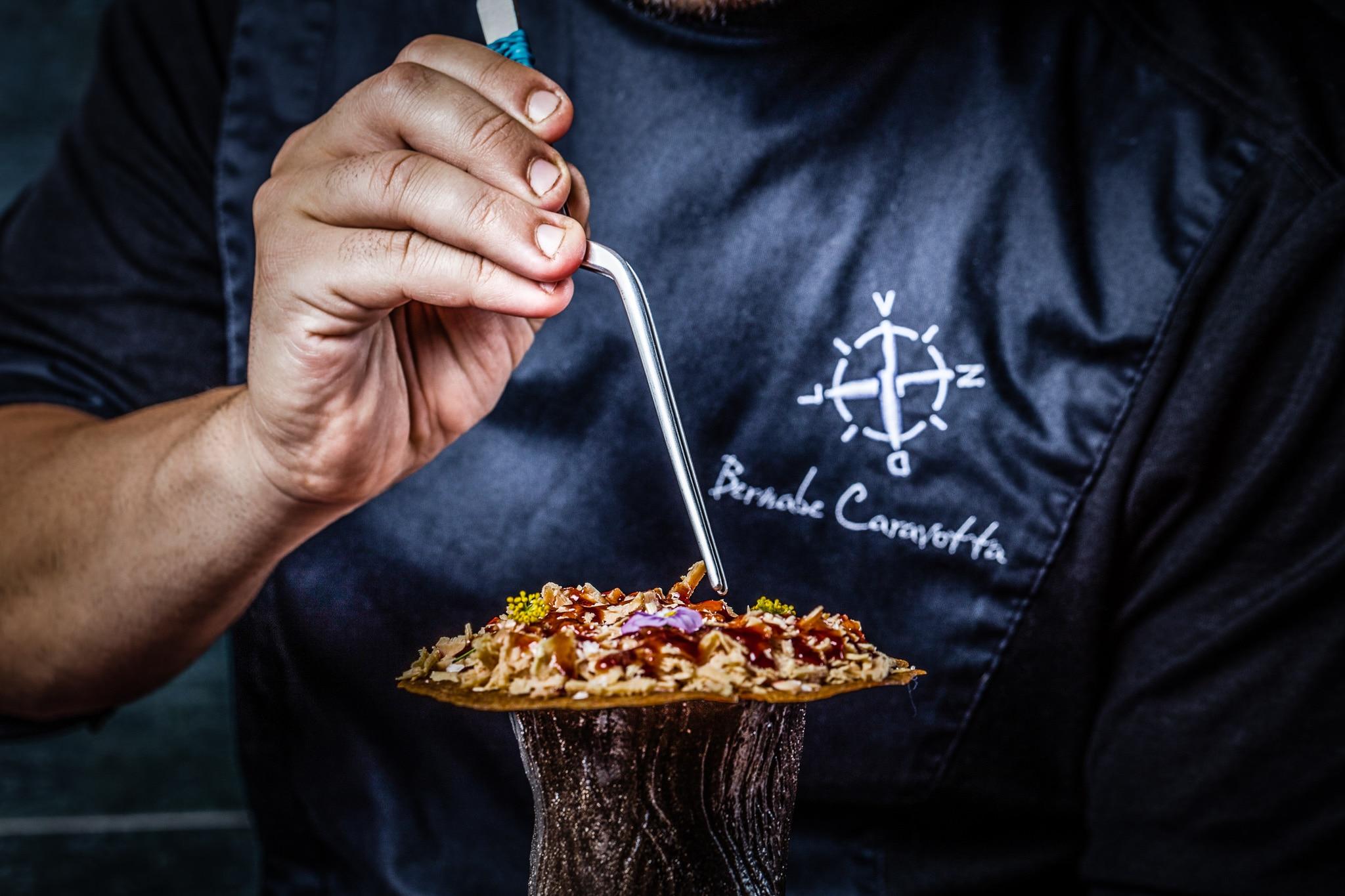 Vandal Palma- Chef Bernabé Caravotta