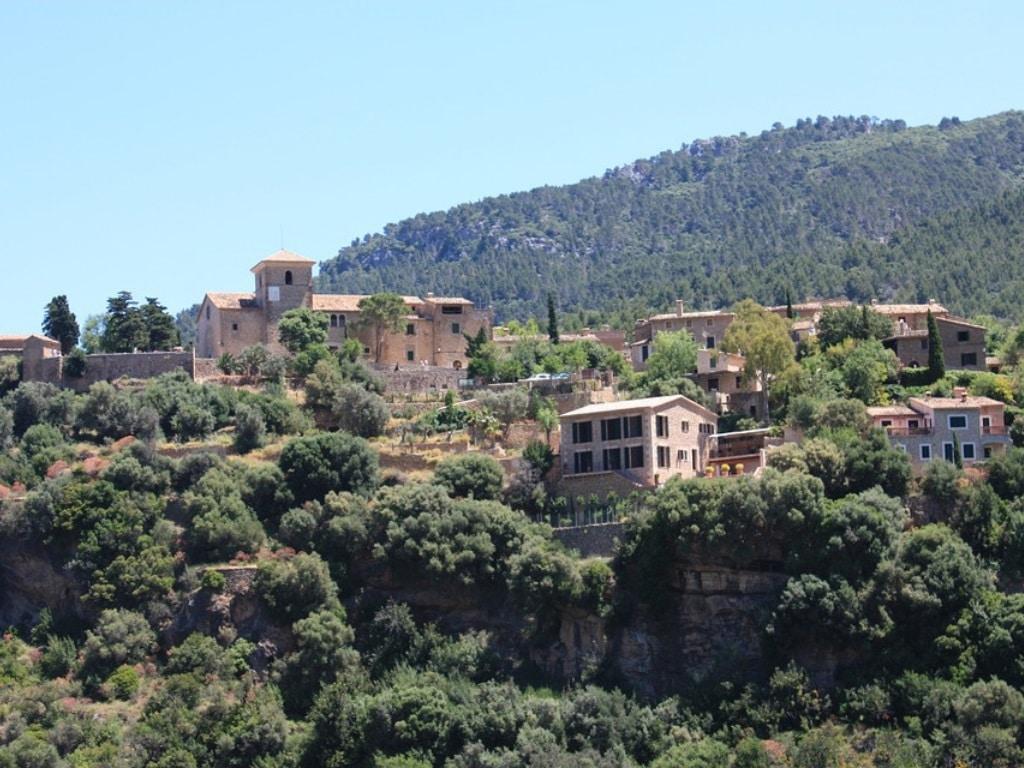 pueblos imprescindibles - Deià Mallorca