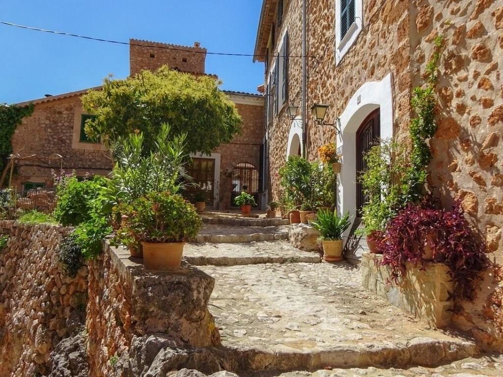 pueblos bonitos Mallorca - Fornalutx