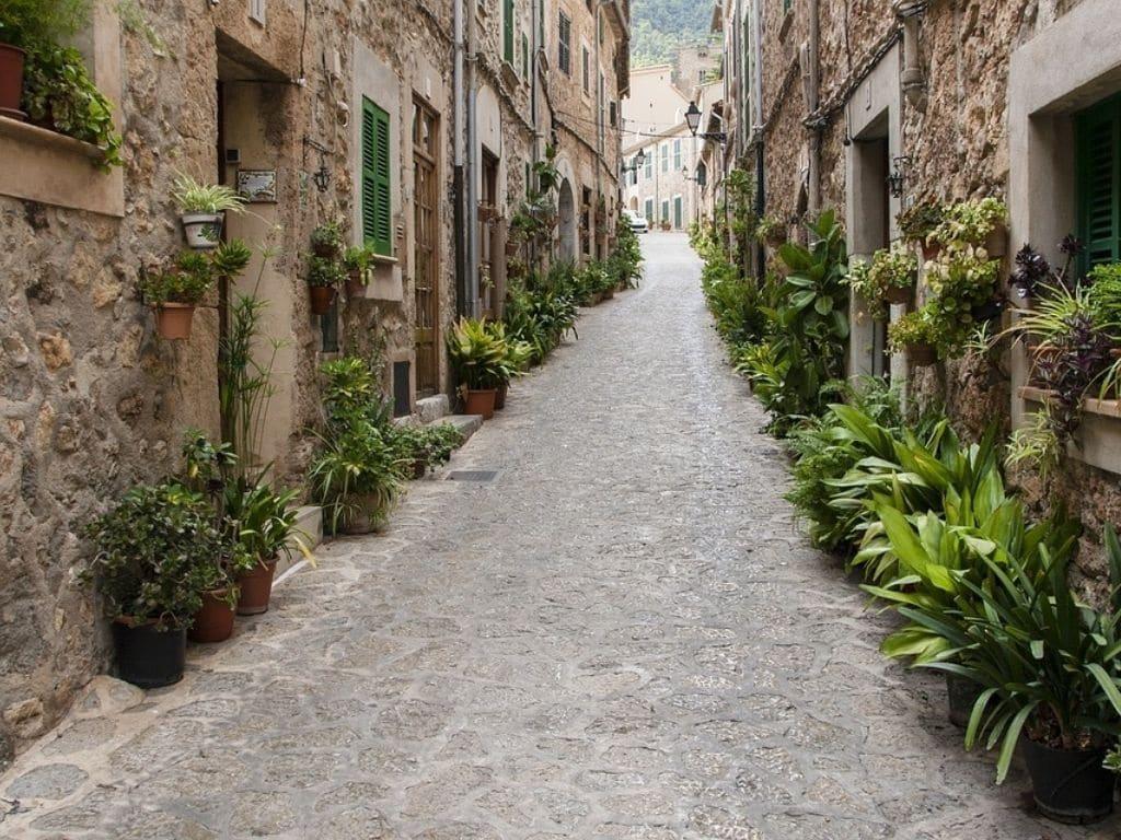 pueblos con encanto - Valldemossa Mallorca
